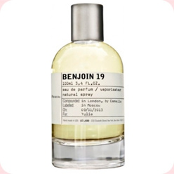 Benjoin 19 Moscow Le Labo