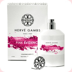 Pink Evidence Herve Gambs