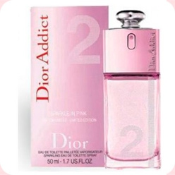 Addict 2 Sparkle in Pink  Christian Dior