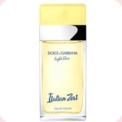 Light Blue Italian Zest Dolce And Gabbana
