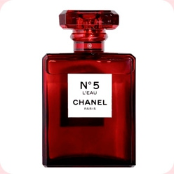 Chanel No 5 L Eau Red Edition Chanel