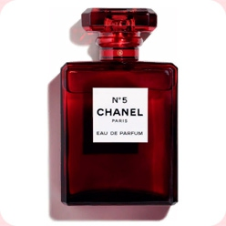 Chanel No 5 Eau de Parfum Red  Chanel
