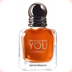 Armani Stronger With You Intensely Giorgio Armani