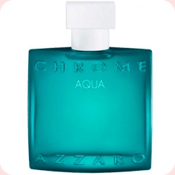 Chrome Aqua Loris Azzaro