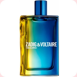 Zadig & Voltaire This Is Love For Him Zadig & Voltaire