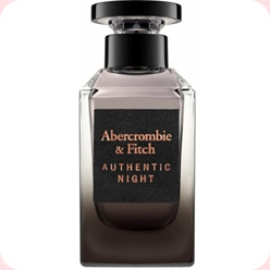 Abercrombie & Fitch Authentic Night Homme Abercrombie & Fitch
