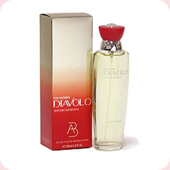 Diavolo  For Women Antonio Banderas