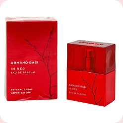 In Red Eau De Parfum Armand Basi