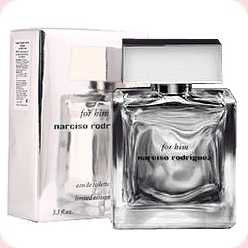 Silver For Him Limited Edition Narciso Rodriguez