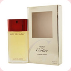 Must de Cartier Clair De Jasmin Cartier