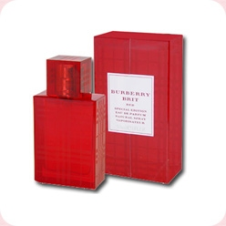 Brit Red Burberry