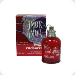 Amor Amor Limited Edition Cacharel