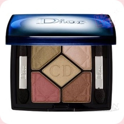 5 Color Eyeshadow Christian Dior Cosmetic