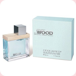 She Wood Crystal Creek Wood Dsquared