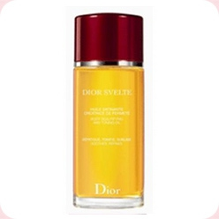 Body Beautifyng A. Ton. Oil Christian Dior Cosmetic