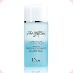 Duo Express Demaq. Yeux Christian Dior Cosmetic