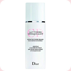 Lait Tendre Demaquillant Christian Dior Cosmetic