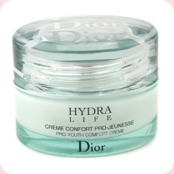 HydraLife Pro-Youth Comf. Cr. Christian Dior Cosmetic