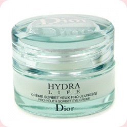 HydraLife Pro-Youth Sorbet  Christian Dior Cosmetic