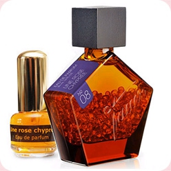 №08 Une Rose Chypree Tauer Parfumes