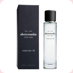 Perfume 15 Abercrombie & Fitch