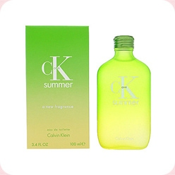 CK One Summer 2004 Calvin Klein