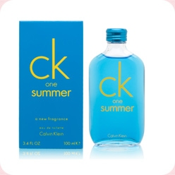 CK One Summer 2008 Calvin Klein
