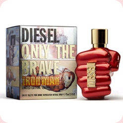 Only The Brave Iron Man  Diesel