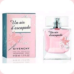 Un Air d`Escapade Givenchy