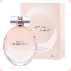 C. K. Sheer Beauty Calvin Klein