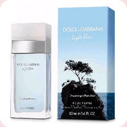 Light Blue Dreaming in Portofino  Dolce And Gabbana