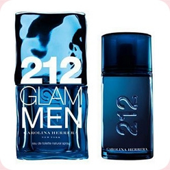 212 Glam Men  Carolina Herrera