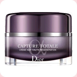 Capture Totale Creme Nuit. Int. Nig. Rest. Cr. Christian Dior Cosmetic