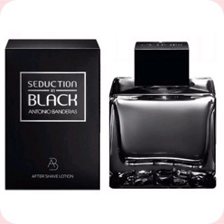 Black Seduction for men Antonio Banderas