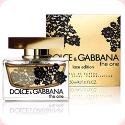 D&G The One Lace Edition Dolce And Gabbana