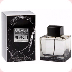 Splash Seduction in Black  Antonio Banderas