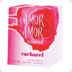 Amor Amor Summer 2011  Cacharel