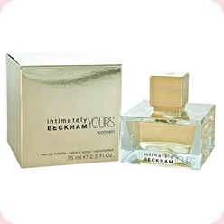 Intimately Yours Women David Beckham
