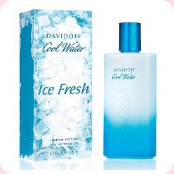 Cool Water Men Ice Fresh  Davidoff