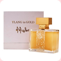 M. Micallef Ylang in Gold M.Micallef