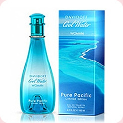 Davidoff Cool Water Pure Pacific for Her  Davidoff
