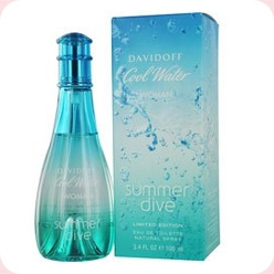 Davidoff Cool Water Summer Dive Women Davidoff