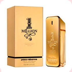 P. R. 1 Million Absolutely Gold  Paco Rabanne