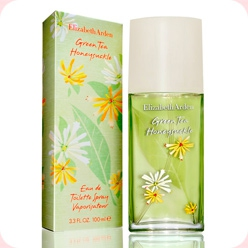E. A. Green Tea Honeysuckle  Elizabeth Arden