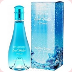 Cool Water Into The Ocean for Women Davidoff