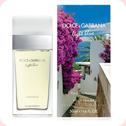 Light Blue Escape to Panarea  Dolce And Gabbana