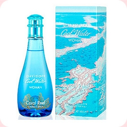 Davidoff Cool Water Woman Coral Reef  Davidoff