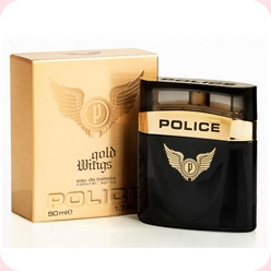 Police Gold Wings Police