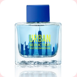 A. B. Urban Seduction Blue For Men Antonio Banderas