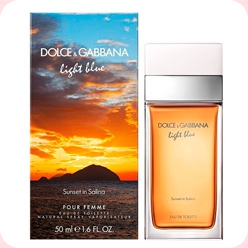 DG Light Blue Sunset in Salina  Dolce And Gabbana